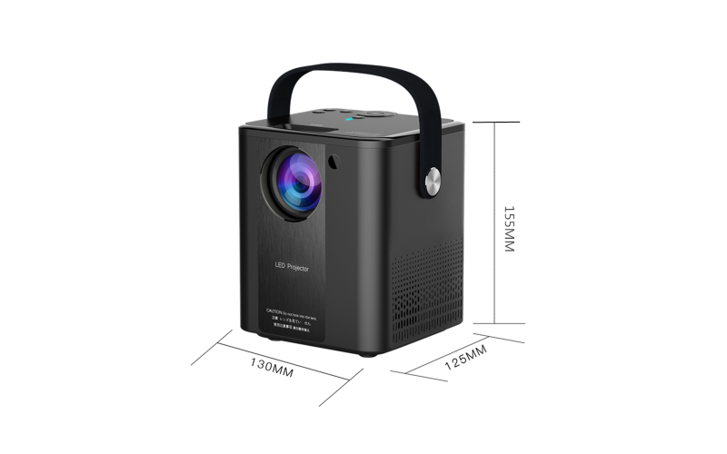 800x480 portable projector C500